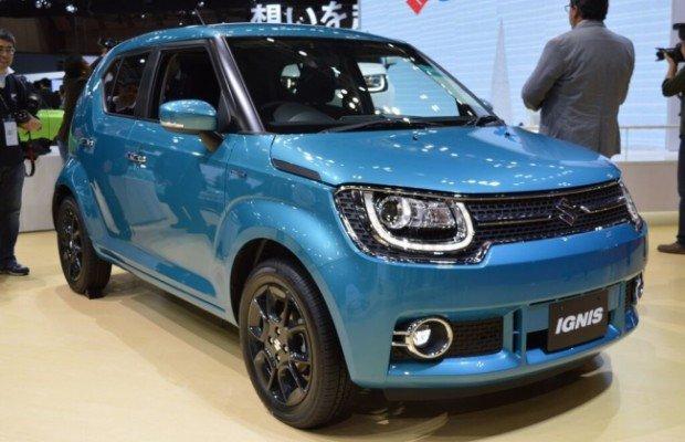 Maruti Ignis Tokyo Motorshow