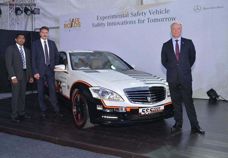 Mercedes Benz CSR