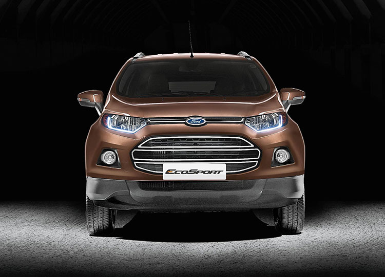 New Ford EcoSport Photo 2