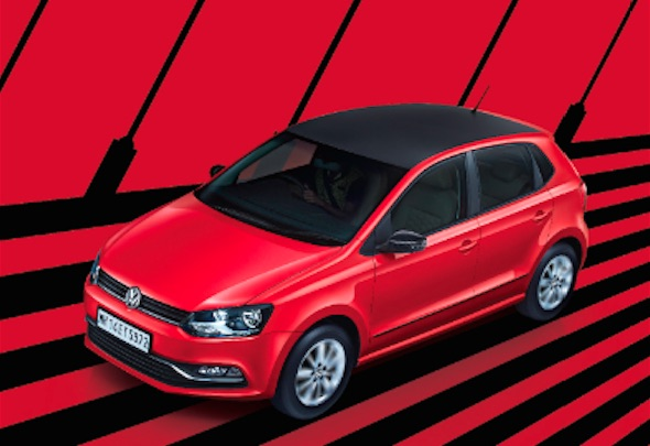 Limited Edition Volkswagen Polo launched in India