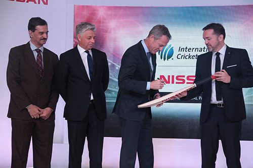 NIssan ICC Partnership