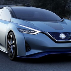 Here's Nissan's vision for Electric vehicles and autonomous driving