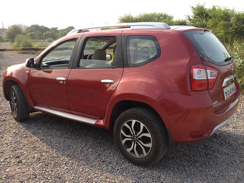 Nissan Terrano Review