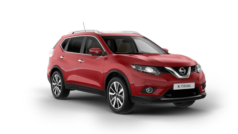 Nissan X-Trail in India