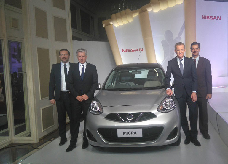 Nissan and ICC ties up for 8 years