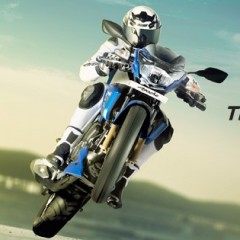 TVS Apache RTR new color introduced – Matte Blue