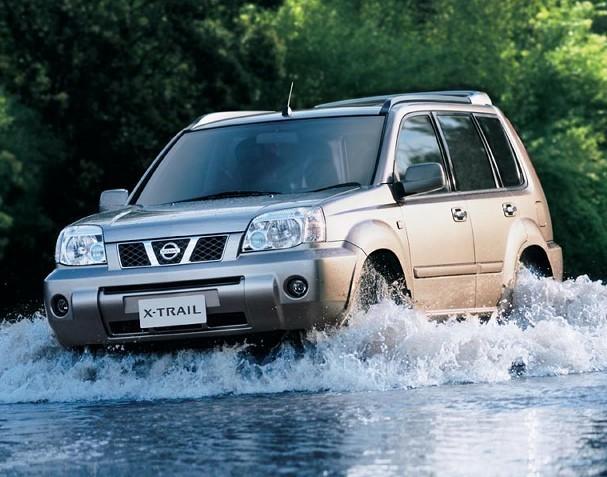 Next generation Nissan x trail