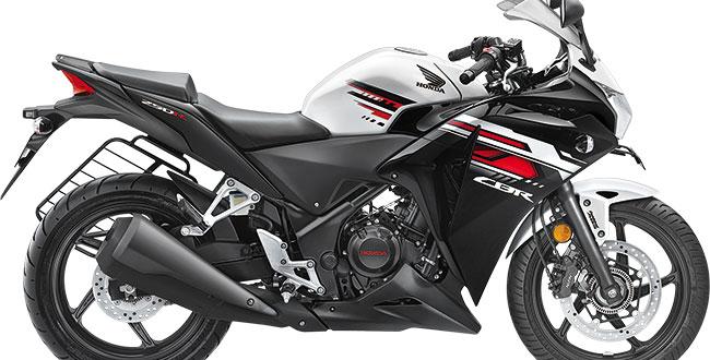 2015 Honda CBR 250R in White