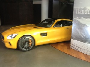 Mercedes Benz AMG 2