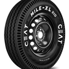 CEAT Launches a New SCV tyre in Premium Mile XL Range