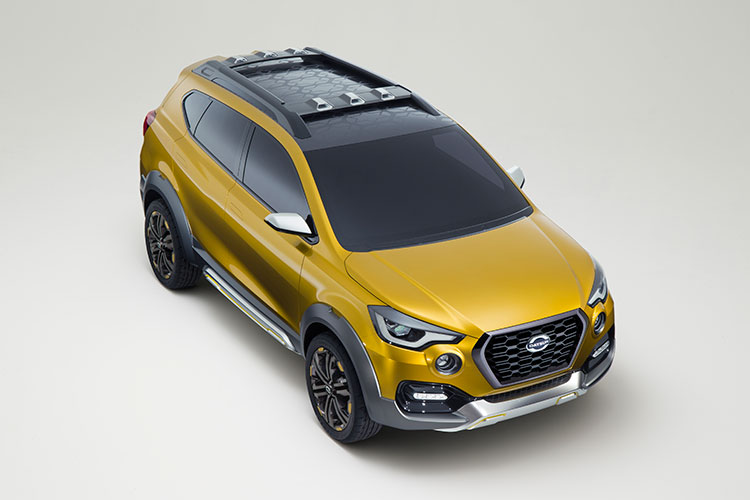 Datsun GO Cross Concept is here!
