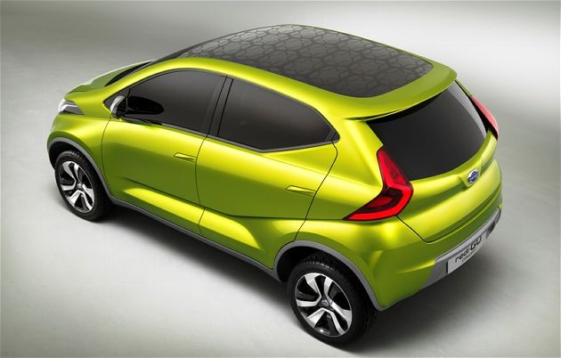 Datsun Redi-GO car 2