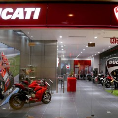 Ducati opens new dealership in Bangalore