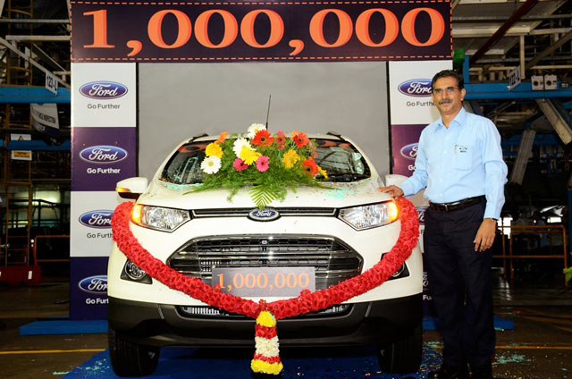 Ford 1 millionth car