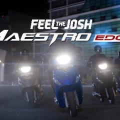 Hero Maestro Edge TVC – Feel the Josh