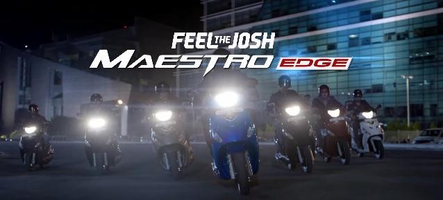 Hero Maestro Edge TV commercial
