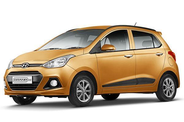 Hyundai Grand i10 CNG