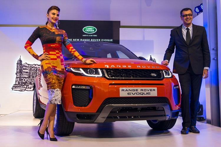 Jaguar Range Rover Evoque