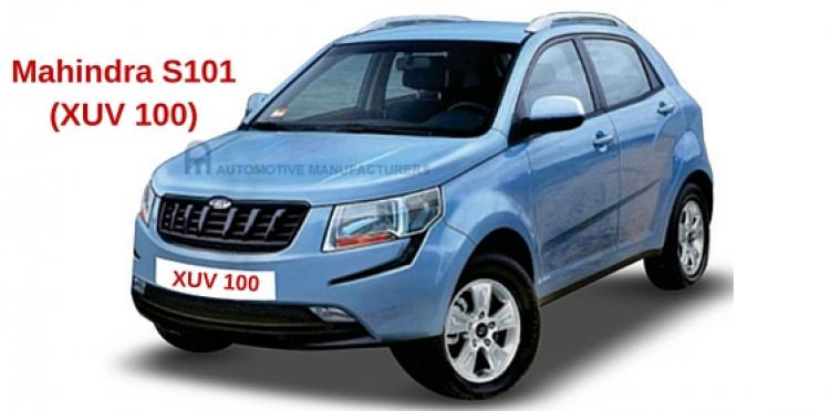 Mahindra XUV100 Photo