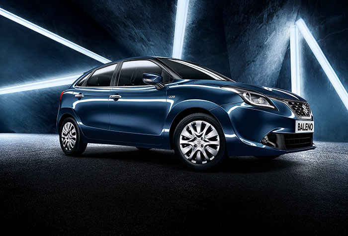 Maruti Baleno Design Photo
