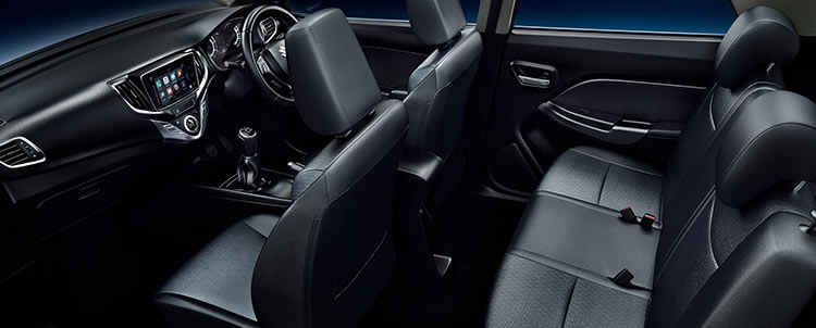 Maruti Baleno Interior Photo