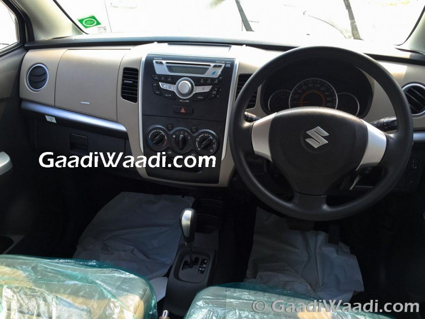 Maruti WagonR AMT Automatic Spotted