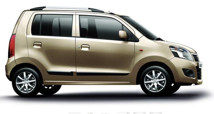 Maruti WagonR with airbags feature