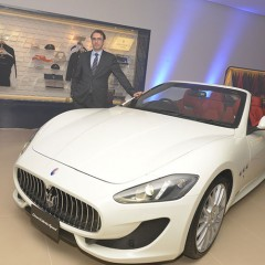 Maserati opens Dealership in Bangalore