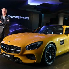 Mercedes-Benz AMG GT S launched in India