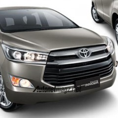 2016 Toyota Innova Price leaked; Starts from Rs 13.71 lakhs