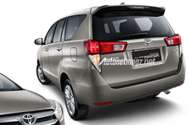 Next Generation Toyota Innova Photos 2