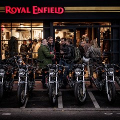 Royal Enfield Grows 21% in July 2017; Sells 64,459 Motorcycles