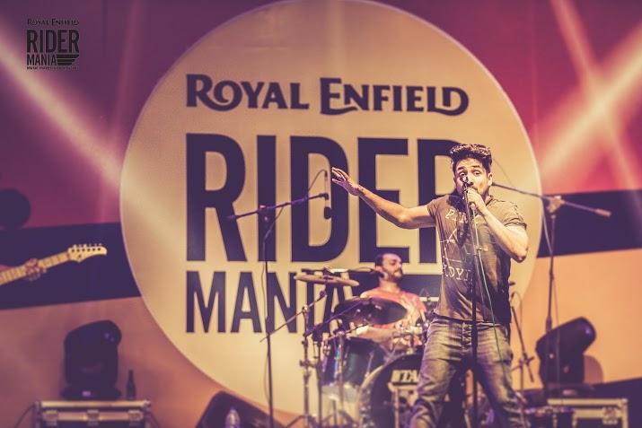 Royal Enfield Rider Mania 2015