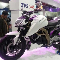 TVS Apache RTR 200 Launch on January 20