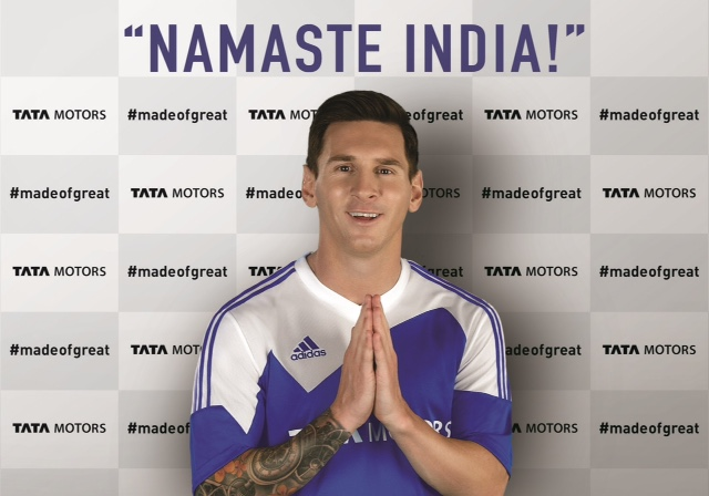 Tata Motors New Brand Ambassador