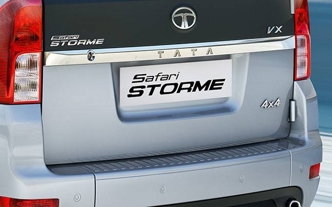 Tata Safari Storme Trim VX