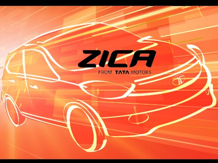 Tata Zica hatchback from Tata Motors