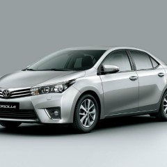 Limited Edition Toyota Corolla Altis launched