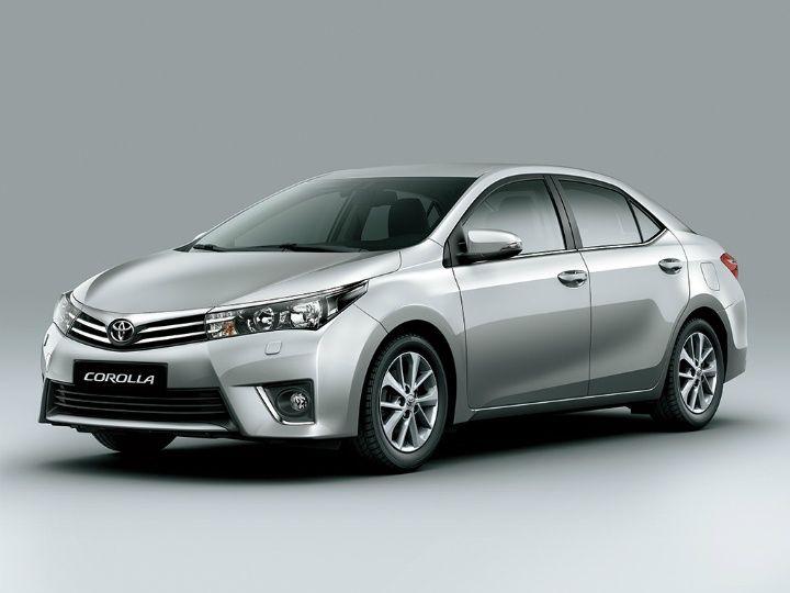 Toyota Corollo Altis Limited Edition