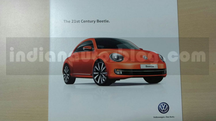 Volkswagen Beetle India