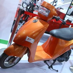 GEM launches E-storm and E-champ Electric bikes at EV Expo 2015