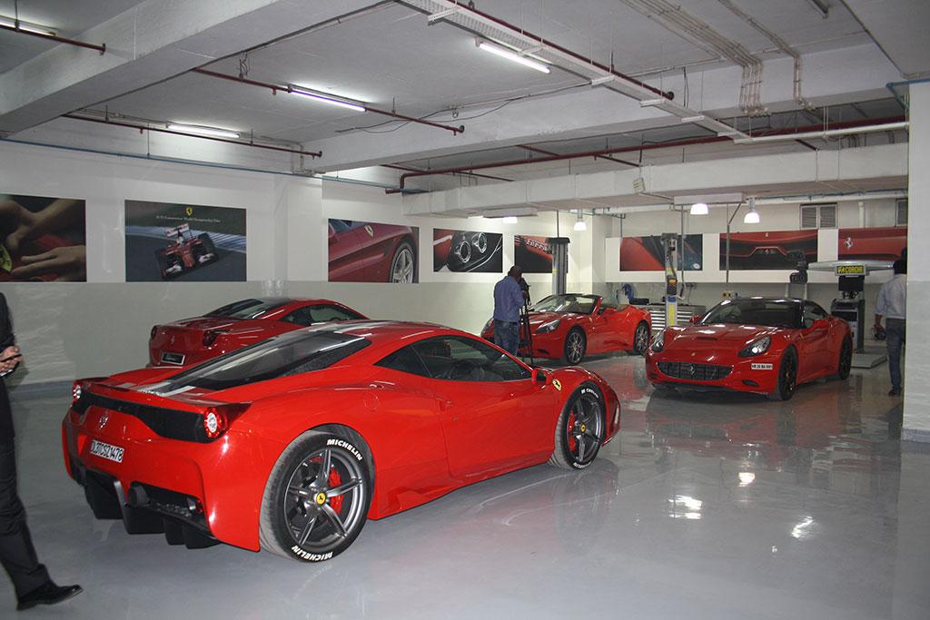 Ferrari 458 Specialle