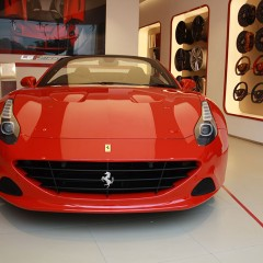 Ferrari opens New Showroom in New Delhi