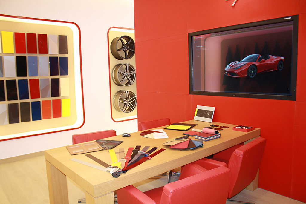 Ferrari Delhi