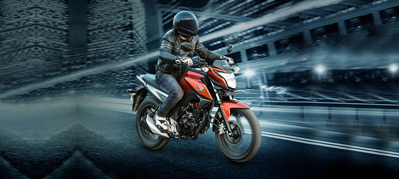 Honda CB Hornet 160R Photo