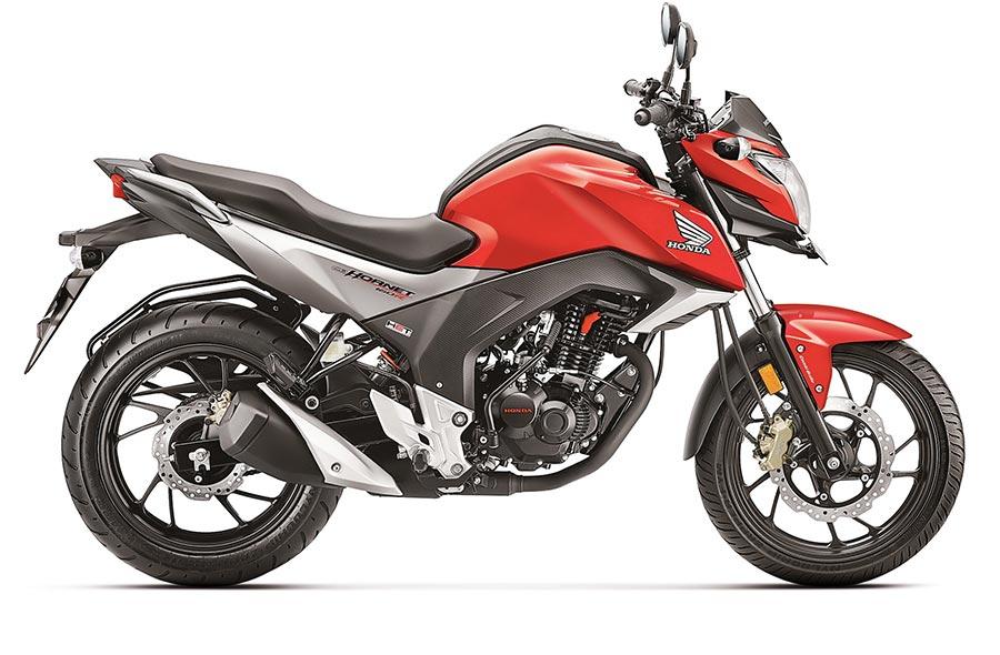 Honda CB Hornet 160R motorcycle