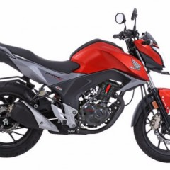 Honda Hornet Colors: Orange, Red, White, Black, Blue