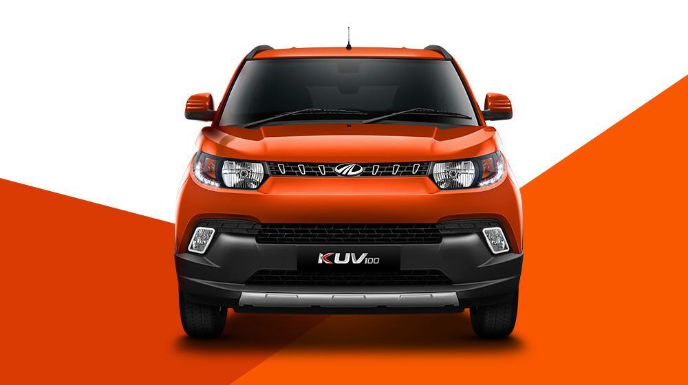 Mahindra KUV100 Front Photo