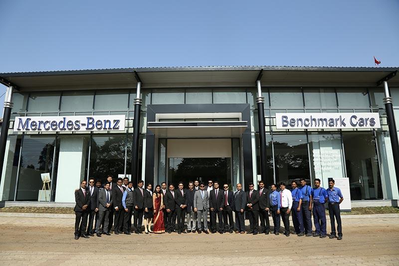 Mercedes Benz Benchmark Cars Luxury Showroom