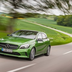 New Mercedes Benz A-Class to launch on December 8 in India